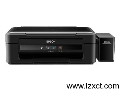 EPSON L380打印复印扫描彩色喷墨一体机