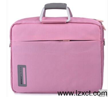 14寸笔记本电脑包-粉色