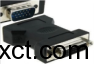 VGA公转DVI母头