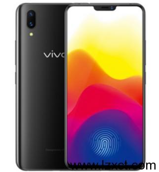 vivo X21 6G+128G 手机 屏幕指纹版 ( 冰钻黑,宝石红,极光白 )
