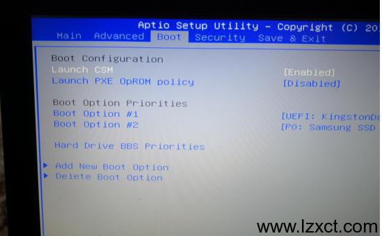 电脑BIOS设置